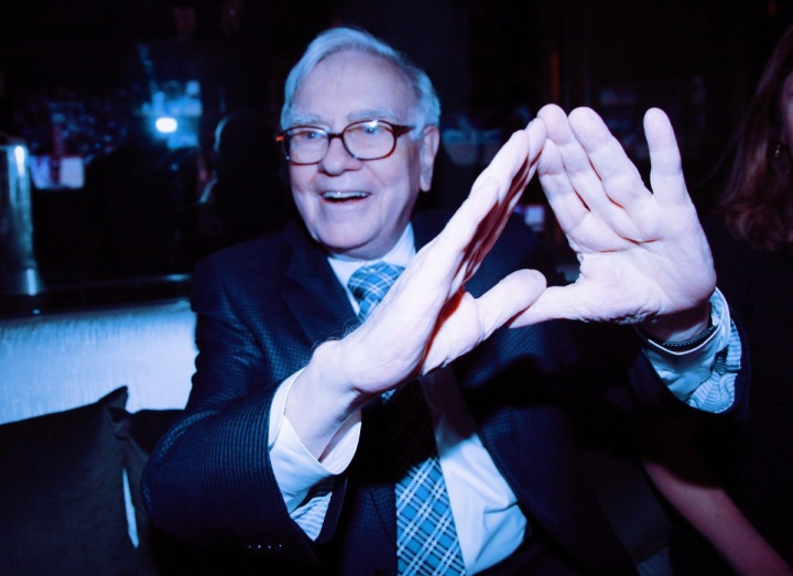 Do The Buffett